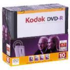 Kodak DVD+R  Pack of  10 x 3 (30) - £2.60 - 3 for 2 (£1.30ea) Click & collect @ Tesco Direct