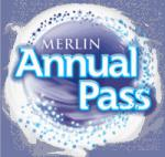 Merlin Annual Pass - 10% off online. Only £140.40