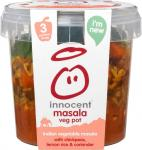 Innocent veg pot Limited Edition Vegetable Marsala (380g) was £3.79 now £1.89 @ Tesco