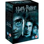 Harry Potter - The Complete 8-Film Collection DVD Boxset (8 Discs) £20 delivered @ Amazon