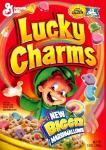 Lucky Charms (453g) £5 at Tesco (Stockton store at least)