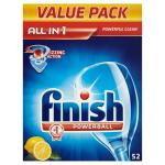 Finish All In One 52 Pack For £3.57, Sainsburys Instore