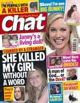 CHAT MAGAZINE  ISSUE 39 CLOSING  9TH OCTOBER