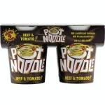 Pot Noodle Beef And Tomato 4 Pack 99p @ Tesco