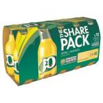 J2o  10X250ml @ TESCO online/instore HALF PRICE £3.00