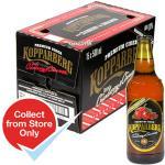 Case (15 x 500ml) bottles of Kopparberg Cranberry & Cinnamon (4% ABV) ONLY £15.00 @ Home Bargains