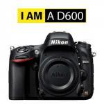 Full-frame Nikon D600 (body) @ DigitalRev