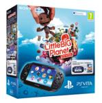 PlayStation Vita (Wifi only) with LittleBigPlanet VITA, Uncharted: Golden Abyss and FIFA 13, 4GB Memory Card - £229 Instore and Online Game/Gamestation