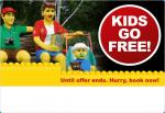 Legoland Holidays Kids Go FREE this Autumn with stays at nearby hotels