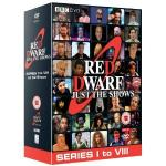 Red Dwarf Season 1-8 DVD set for £19.00 delivered on Amazon