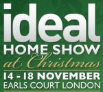 Free Tickets to Ideal Home Show at Christmas