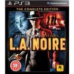 L.A. Noire: The Complete Edition PS3 / XBOX 360 £12.99 @ Zavvi via Play.com