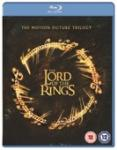 Pre-Order : Lord Of The Rings Trilogy Blu-Ray (Sainsburys Exclusive Slim Edition) Only £10