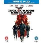 Inglourious Basterds triple play - £6 - HMV instore