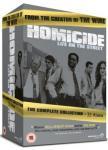 Homicide: Life on the Street (David Simon) Complete series DVD Box Set £41 @ Sainsburys Entertainment