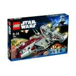 Lego Star Wars 7946 Republic Frigate now reduced to £69.63 @ Amazon & Tesco (Link in OP) with Free Super Saver Delivery or Click & Collect