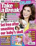 Take A Break Issue 43 - Prizes totalling £30,056