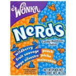 12 pack of Wonka Wildberry and Peach Nerds for 11.88 delivered @ Amazon or £10.69 Subscribe & Save