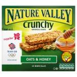 All nature valley granola bars half price - £1.19 instore at TESCO