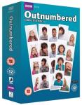 Outnumbered Box Set Series 1-4 + Xmas Special £15.00 delivered @ Amazon