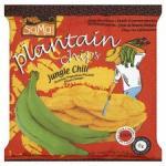 Samai chilli plantain chips 2 for £1 ie 50p each @ Tesco