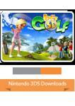 Let's Golf 3D - 67% off (was £5.40, now £1.79) - Nintendo 3DS @ Nintendo eShop