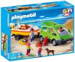Playmobil 4144 Family Van with boat and trailer £6.35 plus £4.62 delivery at Amazon Marketplace