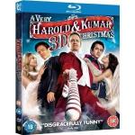 A Very Harold & Kumar 3D Christmas (Blu-ray 3D + Blu-ray + UV Copy) [2011][Region Free] only £11.20 delivered Amazon per order