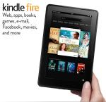 Win the all-new Kindle Fire @ AICR