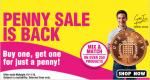 Holland and barrett  1p sale on