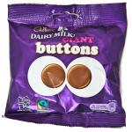 Cadbury Giant Dairy Milk Buttons (175g) ONLY £1 in Poundland