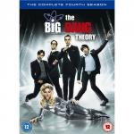 The Big Bang Theory: Season 4 Box Set (3 Discs) play.com £6.99