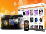 Google music FREE storage of 20,000 of your tunes on mp3 thats about 1500 albums like cloud only better
