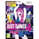 Wii JUST DANCE 4 - £20 @ ASDA + (4% Quidco)Free Delivery or Collect in-store