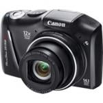 Canon PowerShot SX150 14.1MP  Camera Black £69.99 Instead Of £189.99 Plus £5 Giftcard For Spending £50 At ARGOS
