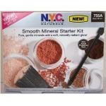 N.Y.C. Smooth Mineral Makeup Starter Kit, (2 Eyeshadows, Blush, Face Powder & 2 Brushes), Great For A Stocking Filler, £1.49 At B&M Instore