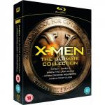 X-Men: The Ultimate Collection [Blu-ray] £17.50 @ Amazon