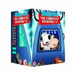 Family Guy Seasons 1-11 DVD Box Set £72.00 @ Amazon UK