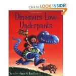 Dinosaurs Love Underpants [Paperback] for £2.99 @ Amazon