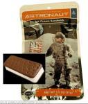 Nasa Astronaut Space Food Ice Cream Sandwich £3.10 del @ Ebay (The Gift Shop UK ) other Ice Creams £3.75
