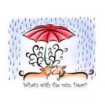 Looks like RAIN DEAR? Home Desktop Weather Station MAPLINS - £5