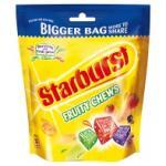 Starbursts 270g bag for £1 instore and online Asda