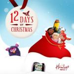 santander 12 days of christmas...toy giveaway