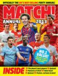 Match Annual 2013 £1.99 del @ The Book People (use code FREE268)