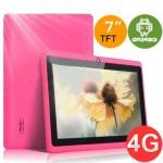 "AMAZON PINK 7"" Android tablet £47.97"