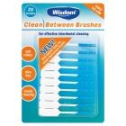 Sainsburys Wisdom Clean Between Brushes x20 Save 50% was £3.00 now £1.50
