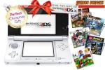 Nintendo 3DS XL Mario Kart 7 Bundle with 5 Extra Games for £269 @ Gamecentre.co.uk via Nectar daily deals