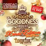 The Official Da Goodness Deluxe XMAS 2012 Mix CD Mixed by DJ SMP - Download Free @  Soundcloud