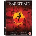 The Karate Kid 1-4 Box Set [DVD] £5.95 @ The Hut