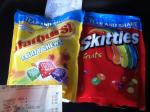 Bags of Skittles and Starburst £1 at TESCO (in store)